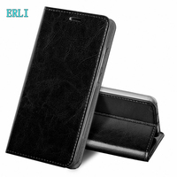 Stand TPU Flip Genuine Leather Case For OPPO A83 A79 A73 F5 A59 A59s A77 F3 F3 Plus A57 A53 A39 A37
