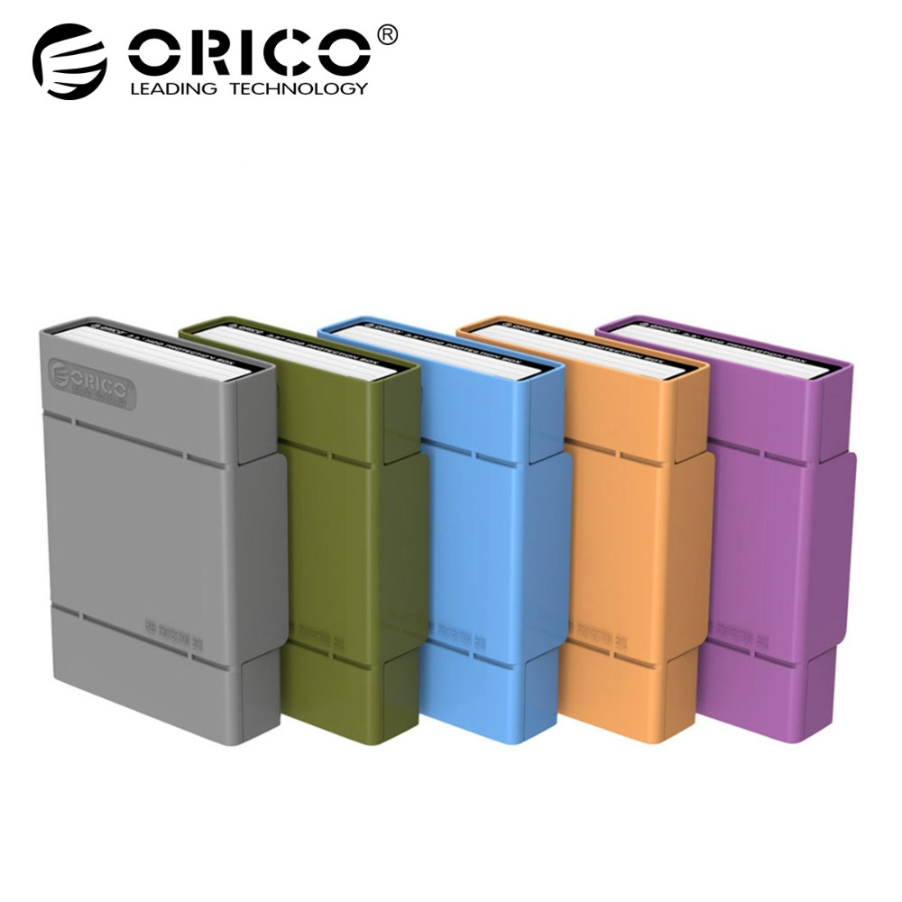 Orico PHP35 3.5 Inch HDD Bag Portable For Hard Driver External Storage Box With Waterproof Function For Hard Disk SSD Case цена и фото
