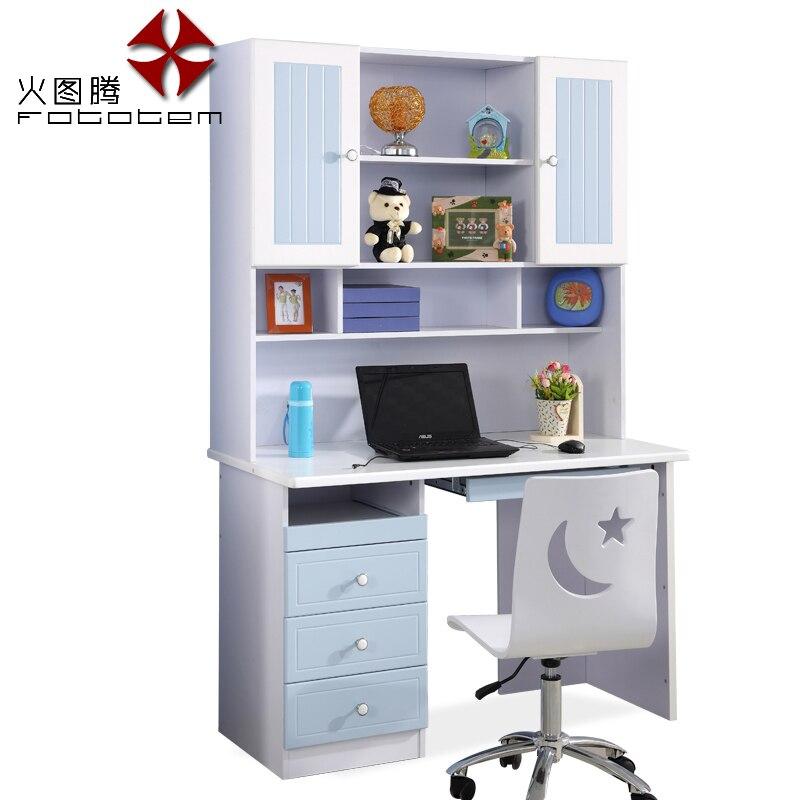 Fuego muebles para ni os ni os escritorio escritorio de la for Muebles para computadora