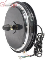 High Quality Cheap ebike front wheel motor 48V 1000W Ebike Front Hub Motor Brushless Gearless Hub Motor Front Wheel Motor