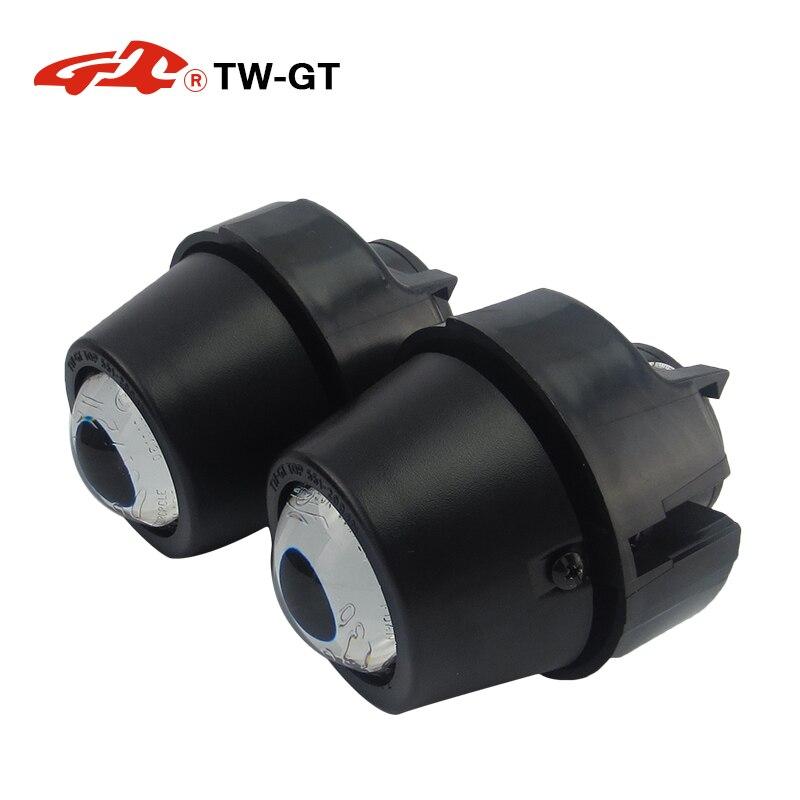 TW GT 2,5 hid Биксеноновая противотуманные лампы проектора объектив foglight пятно света H11 для Nissan Kubistar 2004 Primastar 2001 2007