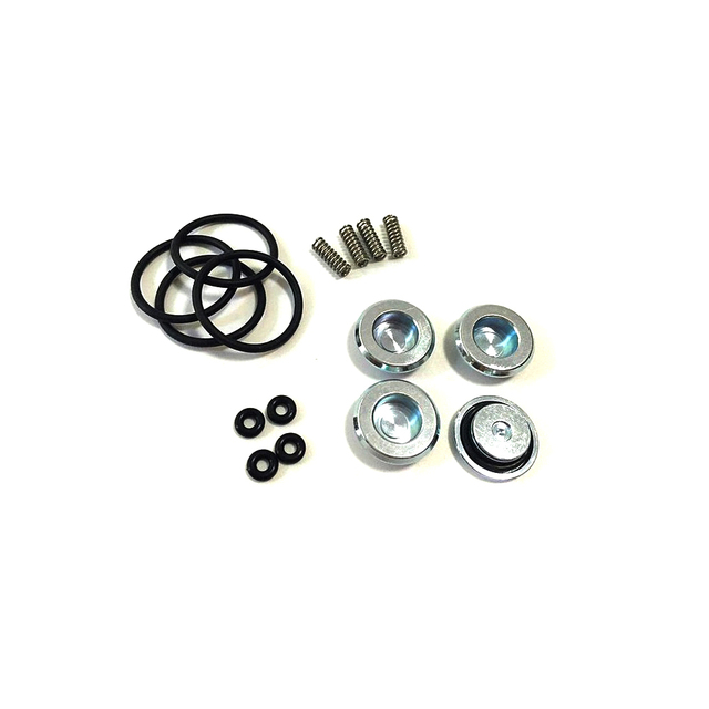 4 pack LPG CNG zestawy do AEB wtryskiwacz rail dysza powietrza szpula wiosna BYD sx-4 zestaw naprawczy