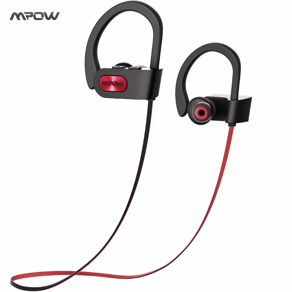 Mpow bluetooth headphones d2 - mpow bluetooth headphones red