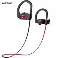 Original Mpow 2017 Bluetooth 4 1 Headphones IPX7 Waterproof Earbuds Wireless Sports Earphones High Quality Music