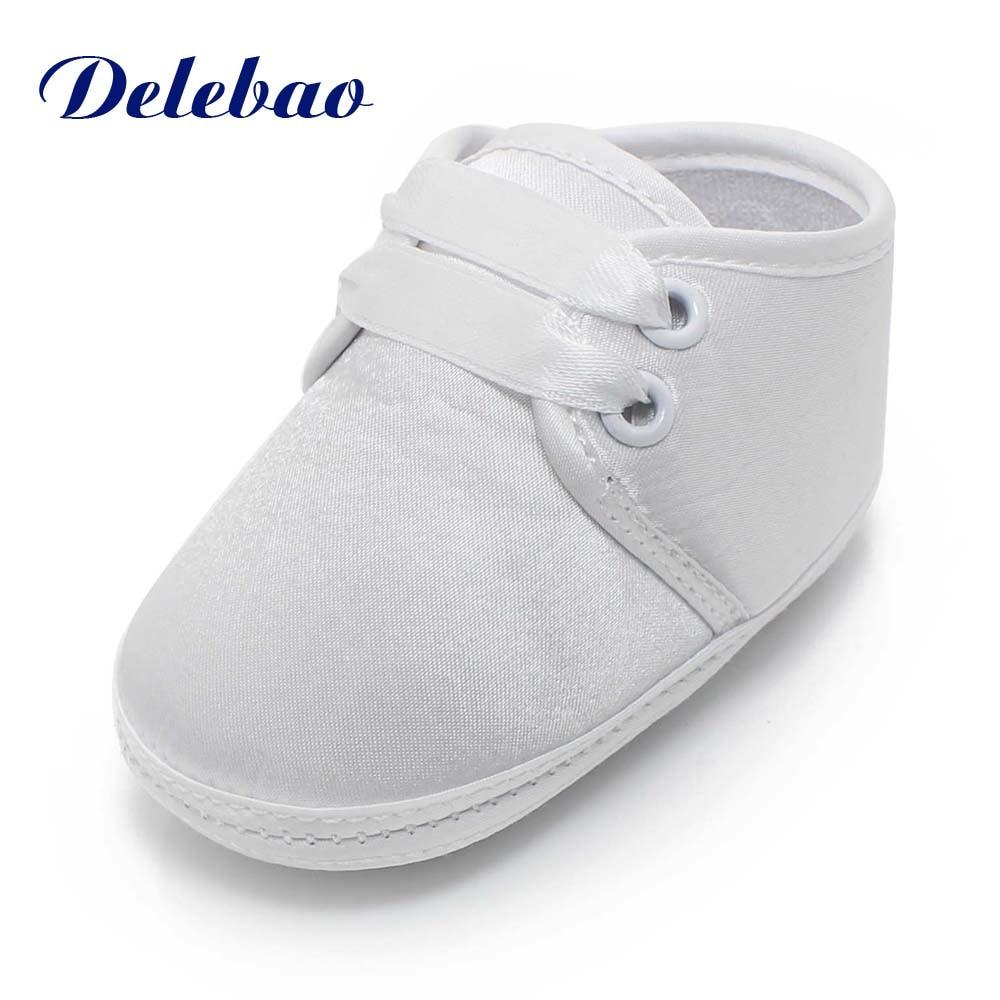 Krikštas su grynu medvilniniu baltuoju kūdikių batus 0-2 metų rankų darbo aukštos kokybės kūdikių mergaitėms