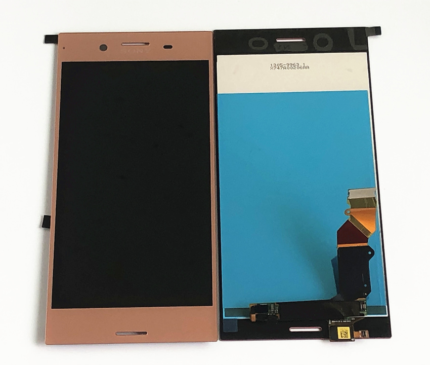 "Image 5 - Full ORIGINAL 5.5"" 3840*2160 Display for SONY Xperia XZ Premium LCD Touch Screen Digitizer Assembly Replacement LCD G8142 G8141-in Mobile Phone LCD Screens from Cellphones & Telecommunications"