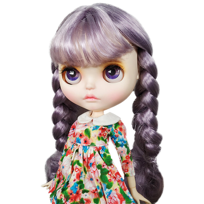 Customization Doll DIY Joint Body Blyth Doll With Beautiful Clothes For Girls Educational Girl Doll Toys For Christmas Gifts Customization Doll DIY Joint Body Blyth Doll With Beautiful Clothes For Girls Educational Girl Doll Toys For Christmas Gifts