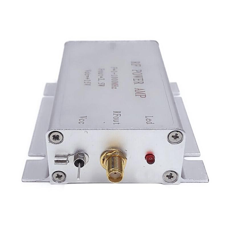1-1000MHz 2.5W HF VHF UHF FM Transmitter RF Power Amplifier Practical Durable AMP For Ham Radio
