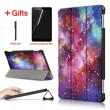 "Ultra Slim Case For Huawei MediaPad M5 lite 10 BAH2-W19/L09/W09 10.1""Tablet PC stand cover for huawei mediapad M5 lite 10 case(China)"