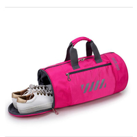 2018 New Style Women Swimming Bag Men Swimming Dry Bag Large Capacity Outdoor Sport Gym Bags Nylon Waterproof Crossbody Handbag