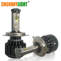 Newest H4 HB2 9003 Led CREE Hi Lo H4 3 High Power 40W 4000lm 3000K 6000K