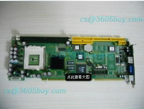 High quality Industrial motherboard HICORE-I6320 P3 length card belt doc socket well 100% tested perfect quality