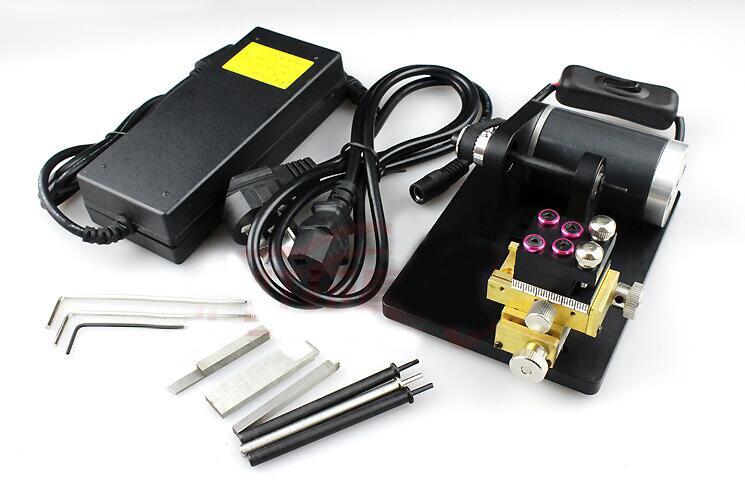 Mini 4WD Thin Tire Trimmer Trimming Machine Electrical Tire Polishing Tool For Tamiya Mini 4WD Racing Car Model