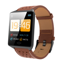 RAVI CK19 Rimless Screen Smart Watch With Heart Rate Monitor Blood Pressure Sport Activity Fitness Tracker Smartwatch IP67