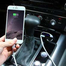 LED Dual Usb Car-Charger