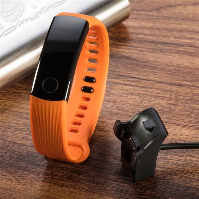 Magnetyczny akumulator Dock ładowarka USB Cradle for Huawei Honor 3 Band 2 Pro Smart opaska na rękę bransoletka do ładowania do HUAWEI Honor3