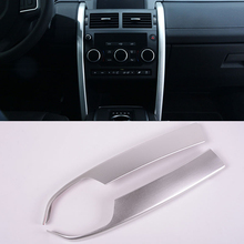 For Land Rover Discovery Sport 2015 2016 Car Styling Aluminium Alloy Central Console Trim Accessories New Arrivals