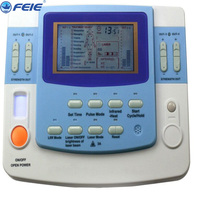 Electrical Stimulator Full Body Relax Muscle Therapy Massager Massage Pulse Health Care Slimming Machine EV FA29