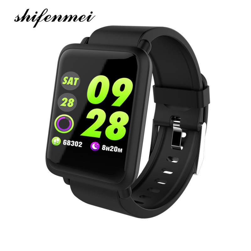 Bands Sport 3 Smart Fitness Bracelet Activity Tracker ip68 Waterproof Smart Band Blood Pressure Measurement Wristband for men archos 70 xenon color