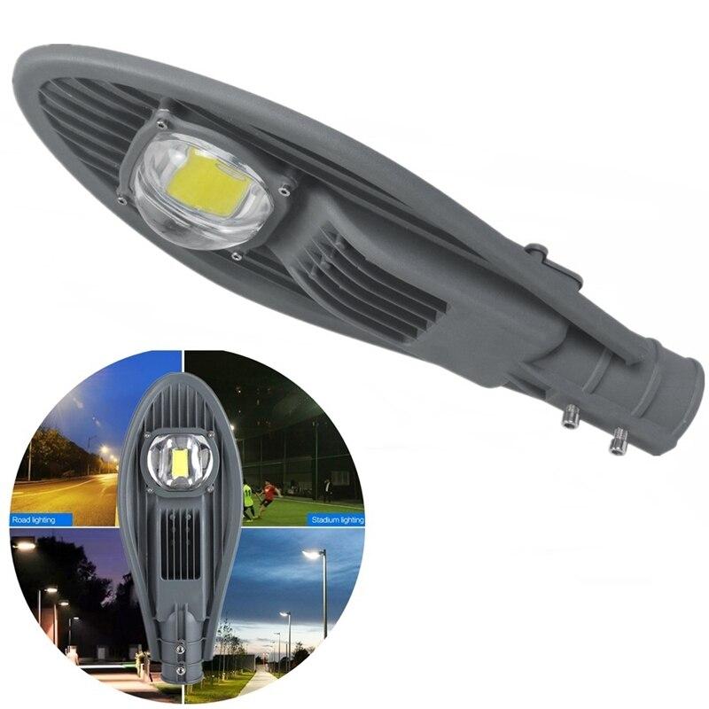50W Led Street Light Waterproof Ip65 Road Street Flood Light Outdoor Garden Light Road Park Headlight Ac85 265V in Street Lights from Lights Lighting