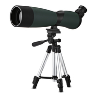 Beileshi 25x70 Spotting Scope Professional Monocular Telescope Smart Phone HD Zoom Water resistance Bak4 Prism with Tripod