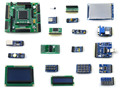 EP2C8Q208C8N ALTERA Cyclone II FPGA Development Board+3.2inch 320x240 Touch LCD+18 Modules=OpenEP2C8-C Package B