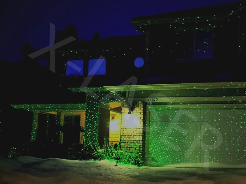green dot laser lightelf light christmas lights projector outdoor laser lighting - Elf Laser Christmas Lights
