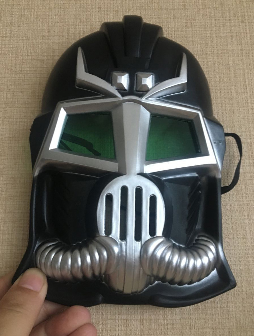 Party Masks Festive & Party Supplies New Cosplay Black Rubies Star Wars Darth Vader Toy Gas Mask Festival Party Halloween Mask