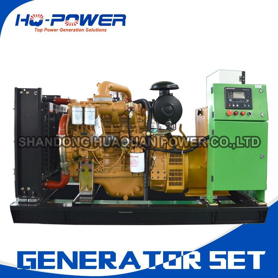 Générateur électrique à usage continu 400 volts ac sans balai triphasé groupe électrogène 50kw prix