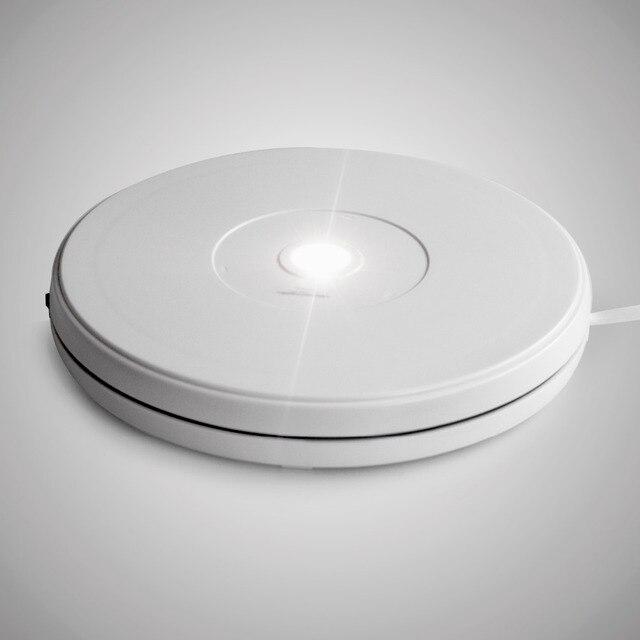 10 дюймов светодиодный светильник электрический моторизованный фотография
