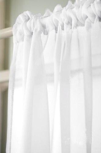 Curtain Curtain white house for window furnishings gm 140 x 260 cm