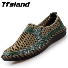 suaves cómodos genuino sandalias