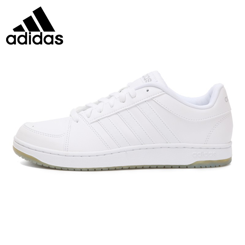 Original New Arrival  Adidas NEO Label HOOPS Men's  Skateboarding Shoes Sneakers