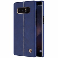 Shockproof Leather Case For Samsung Galaxy S8 S8 Plus Note 8 NILLKIN Englon Back Cover Tough
