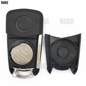 Image 3 - WALKLEE llave remota apta para Opel/Vauxhall Opel Corsa D 2013 2018, Meriva B 2013 2019, para HUF 2007 CE para Delphi G1 AM433TX