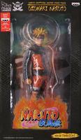 Anime Naruto Shippuden Master Stars Piece Uzumaki Naruto Manga Dimensions PVC Action Figures Naruto Figures Model Kids Toys 24cm