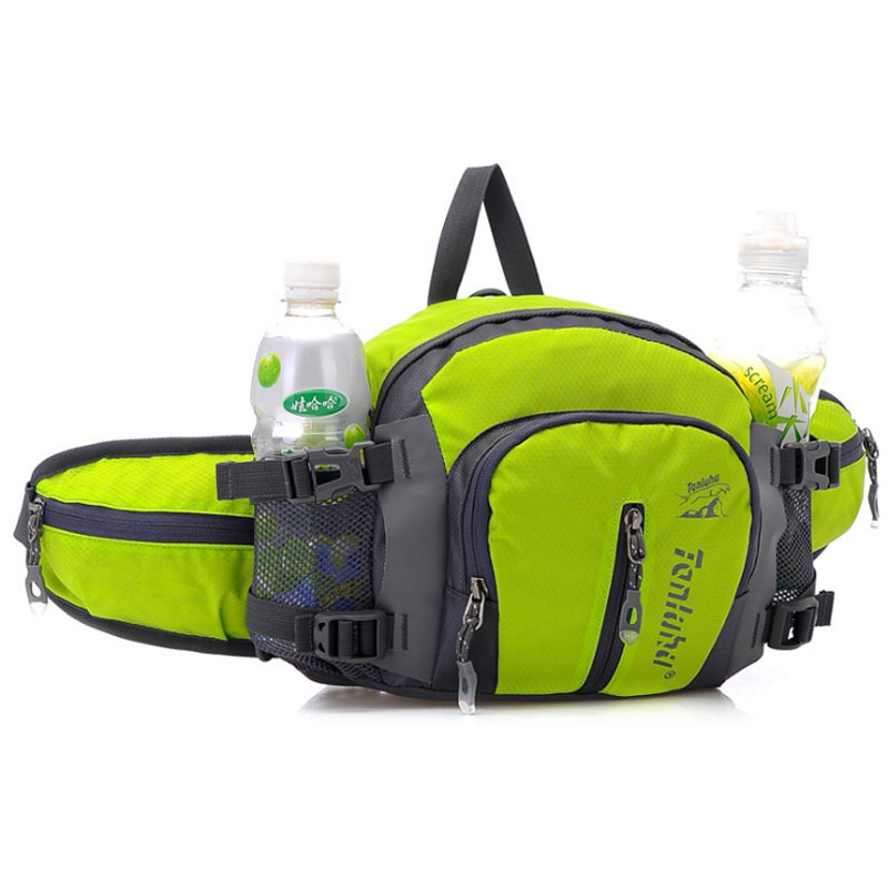 Bags Men TanLuHu 2016 Models Multi-functional Sports Outdoor Cycling Shoulder Pockets Waterproof Waist Backpack Free Shipping