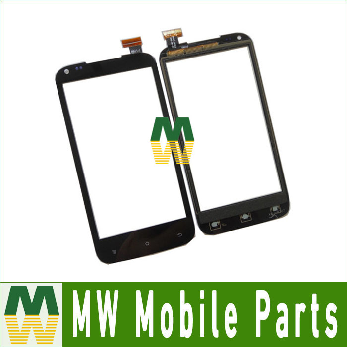 1PC /Lot High Quality For <font><b>DNS</b></font> <font><b>S4506</b></font> 4.5inch Touch Screen Digitizer Replacement Part Black Color image