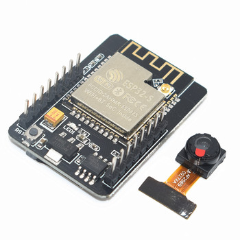 цена на ESP32-CAM WiFi WiFi Module ESP32 serial to WiFi ESP32 CAM Development Board 5V Bluetooth with OV2640 Camera Module For Arduino