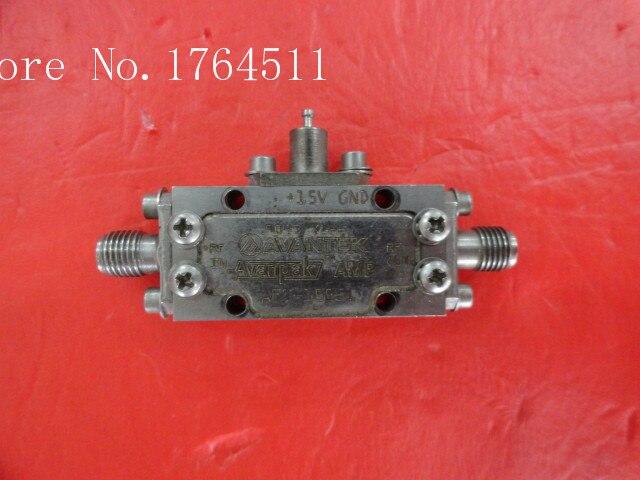 [BELLA] AVANTEK AFT-18851 8-18GHz 15V SMA Supply Amplifier