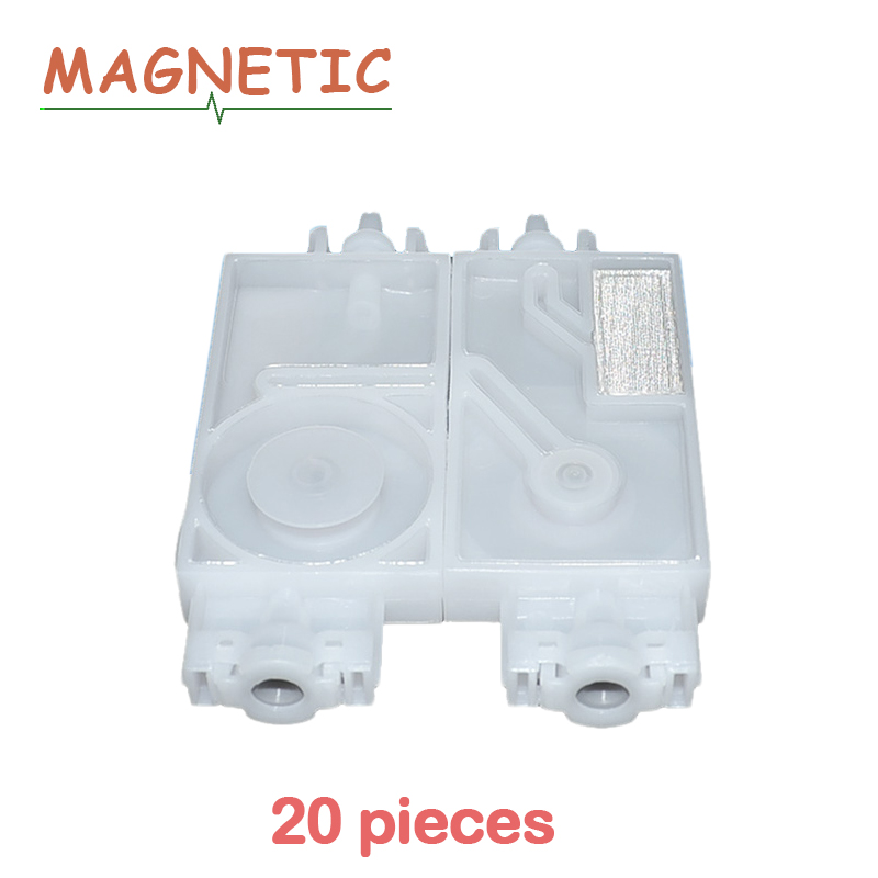 20x JV33 amortisseur D'encre pour Mimaki JV33 JV5 CJV30 Tête D'impression amortisseur Compatible solvant filtre d'encre DX5 imprimante tête d'impression dx5 amortisseur