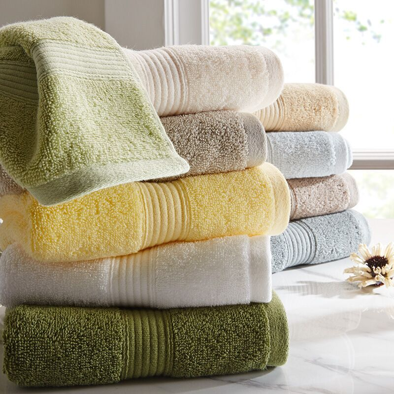 34 74cm luxury thick 100 cotton hand towel bathroom home - Decorative hand towels for bathroom ...