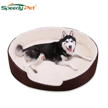 Double Sided Available Big Size Extra Large Dog  Bed House Zipper Design Etachable Sofa Kennel Soft Fleece Pet Cat Warm