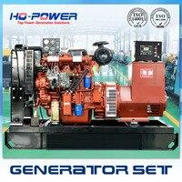 Низкий расход топлива 60kw 75kva дизель генератор сделано в хуацюань питания