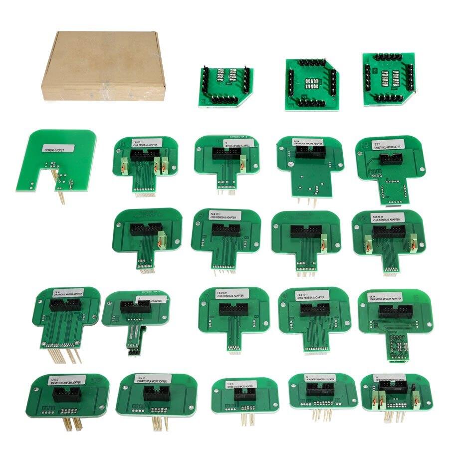 2.0mm KTAG KESS KTM Dimsport BDM Probe Adapters Full Set 22 pcs