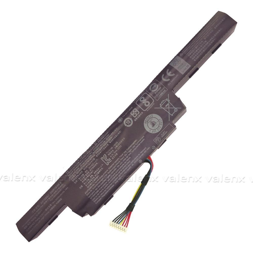 AS16B8J AS16B5J Battery For Acer Aspire E5-575G E5-575G-53VG
