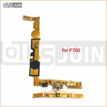 1pcs Replacement Dock Connector Charger Charging Port Flex Cable for LG Optimus L7 P700 P705(China)