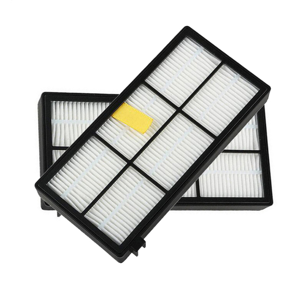 4pcs Hepa Filter Kits for iRobot Roomba 800 900 Series 870 880 980 Robot Vacuum Cleaner Parts Replacement Dust Filters4pcs Hepa Filter Kits for iRobot Roomba 800 900 Series 870 880 980 Robot Vacuum Cleaner Parts Replacement Dust Filters