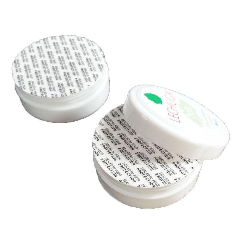 1000Pcs Foam Press Seal Cap Liners Cosmetic Jar Bottle Pot Foam Safety Tamper Food Gasket Seals Pad 63/ 61.5/ 71.5/ 81.5/95 Mm