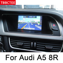 For Audi A5 Q5 8T 8F 8R 2008~2016 MMI Android IPS car dvd player original Style Autoradio gps map navigation HD Screen WIFI